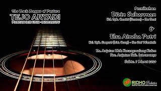Gambar cover TEJO ARYADI | THE ROCK REGGAE OF PANTURA | Edisi Malam