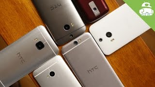 A history of HTC