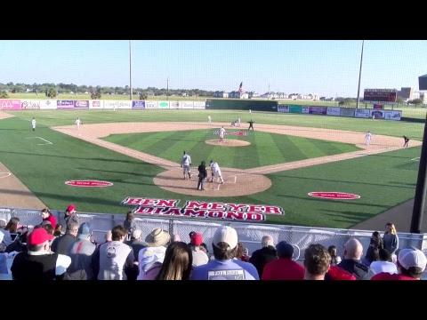 Nicholls Baseball: Colonels vs Purdue