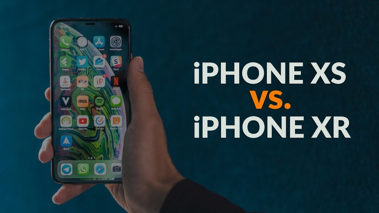 iPhone XS vs iPhone XR: welke nieuwe iPhone moet je kiezen?