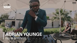 Adrian Younge Boiler Room x Calvin Klein Palm Springs DJ Set