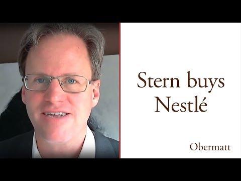 Stern Bought Nestlé From Obermatt's Top 10 SMI Stocks
