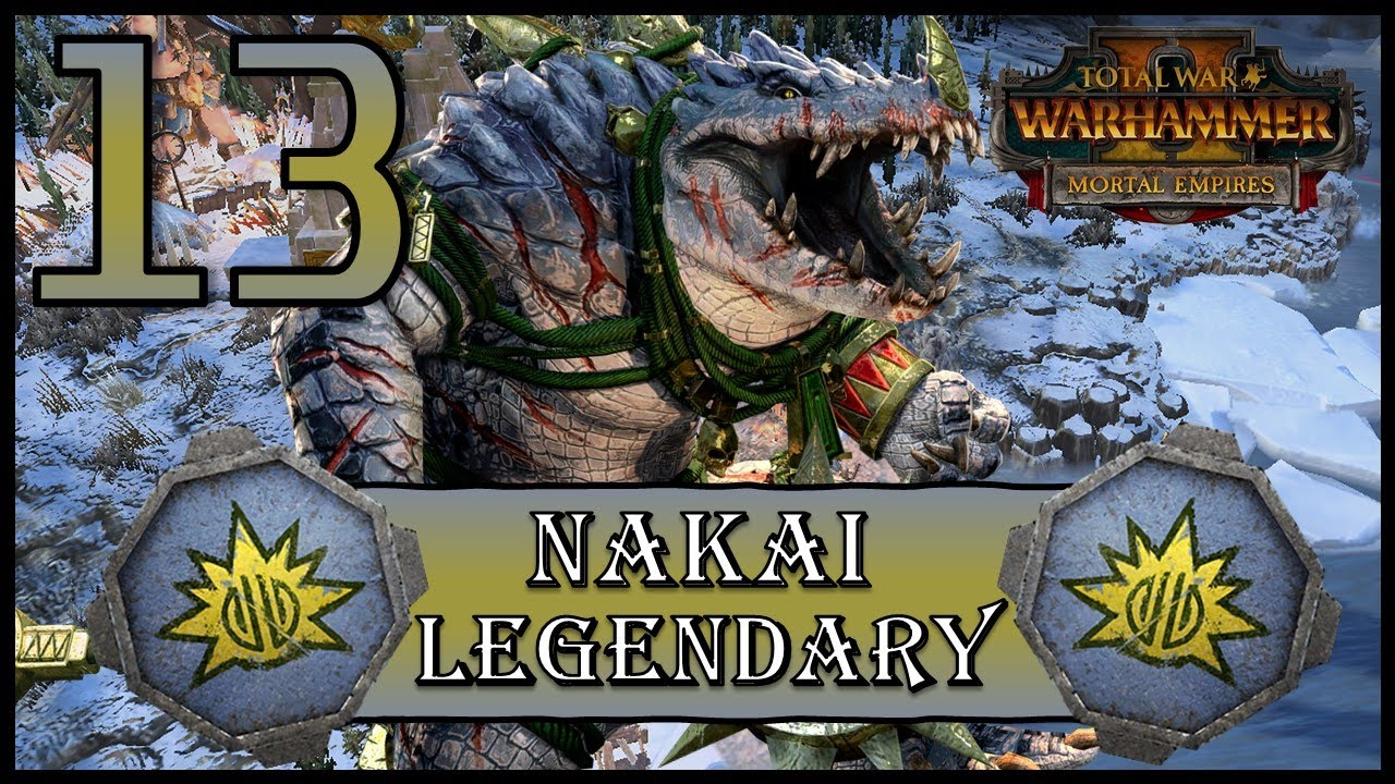 Total War Warhammer 2 Legendary Nakai The Wanderer Mortal Empires Campaign Episode 13 Youtube How to play the new lizardmen lord available in the hunter and the. youtube