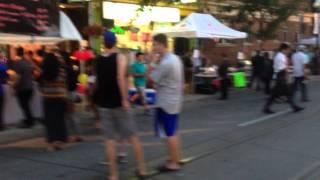India Street Festival Toronto Canada