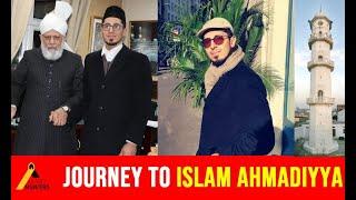 Inspiring Convert Story : Arab Sunni Muslim Accepts the True Islam, Ahmadiyya