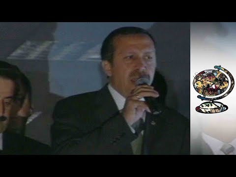 Erdogan Wins His First General Election (2002)