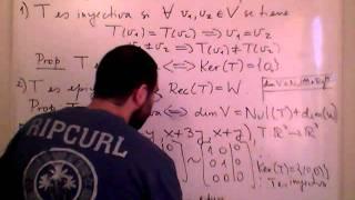 Clase 3 ÁLGEBRA LINEAL (Isomorfismo)