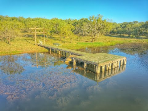 225 Acre Eastland County Texas Game Ranch For Sale