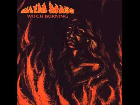 Salem Mass - Witch Burning - 1971