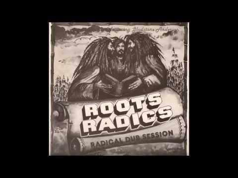 Roots Radics featuring Gladstone Anderson ‎- Radical Dub Session