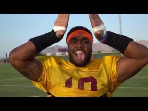 Tevin Studdard Arizona Western College Football Music Video