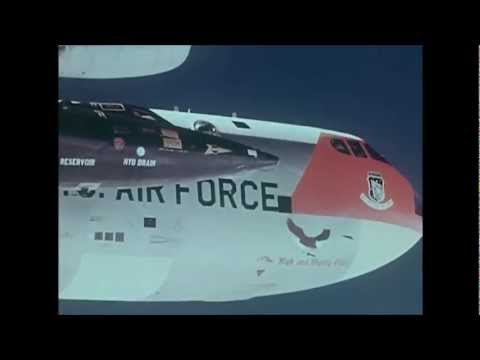 Fastest Aircraft in the World - X-15 Rocket Jet Flight - 4,500 MPH Space Plane