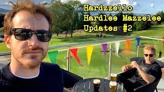Hardzzello Updates #2 | Gwilym Lee feels jealous of Hardzello!