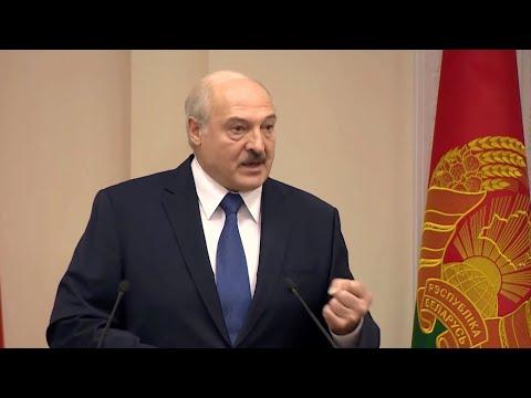 Лукашенко: Упрекают – власть он не отдаст! Меня народ не для этого избрал!