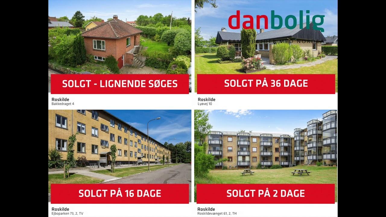 danbolig solgte boliger
