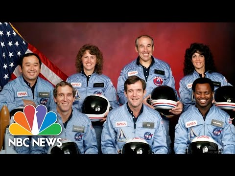 Space Shuttle Challenger Disaster | Flashback | NBC News