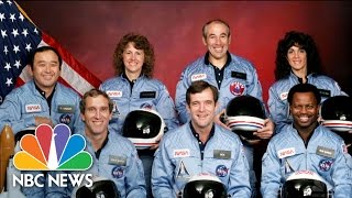 Space Shuttle Challenger Disaster | Flashback | NBC News
