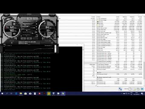 RTX 2060 Super Mining ETH Ethereum Hashrate Overclocking With Claymore 15