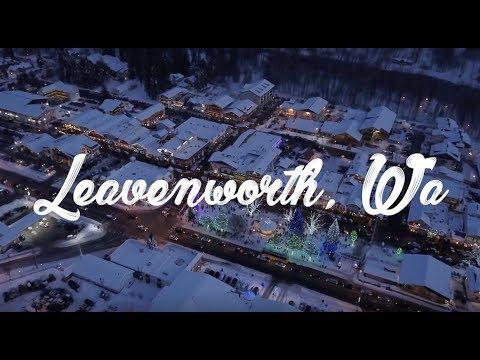Leavenworth, WA:  Drone Footage