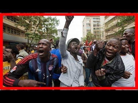 Ap explains: why kenya is voting again for president Breaking Daily News