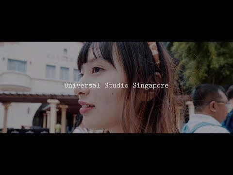 FLAKE-VATION | CHICKENTRAVEL UNIVERSAL STUDIO SINGAPORE