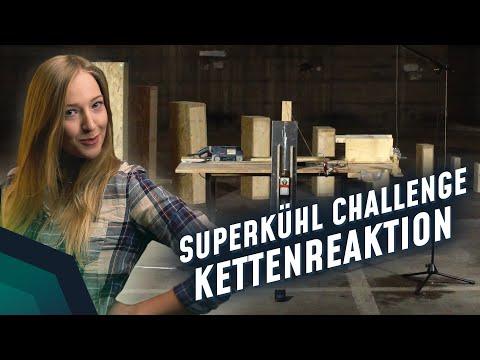 Die Superkühl Challenge   XXL Kettenreaktion   Breaking Lab