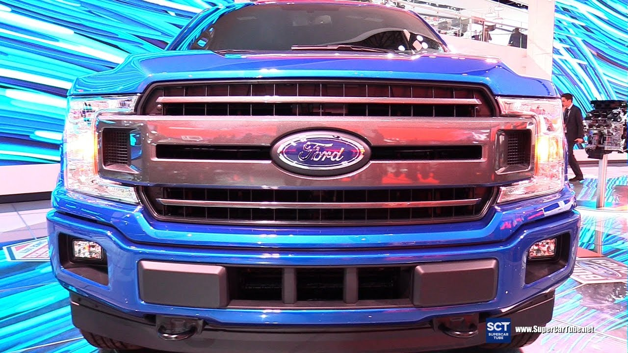 2018 ford 4x4. wonderful 4x4 2018 ford f150 sport 4x4  exterior and interior walkaround debut at  2017 detroit auto show on ford 4x4