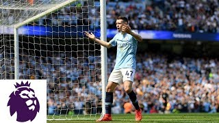 Sergio Aguero finds Phil Foden for Man City goal against Tottenham | Premier League | NBC Sports