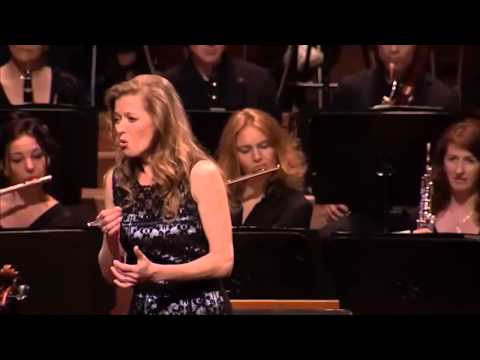 Barbara Hannigan conducts & sings Stravinky's Aria en cabaletta (The Rake's Progress)