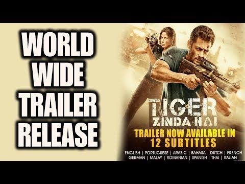 Tiger Zinda Hai Official Trailer Now...