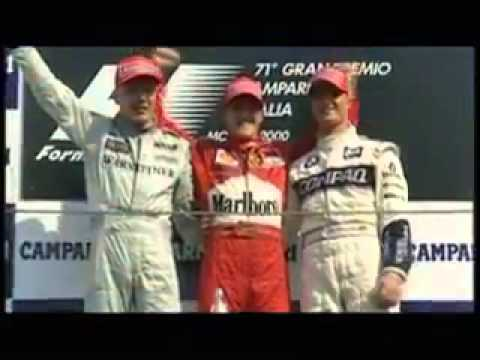 Schumacher: ha lottato, ha sofferto, ha pianto - Suzuka 2000