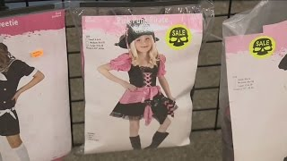 Are some Halloween costumes too