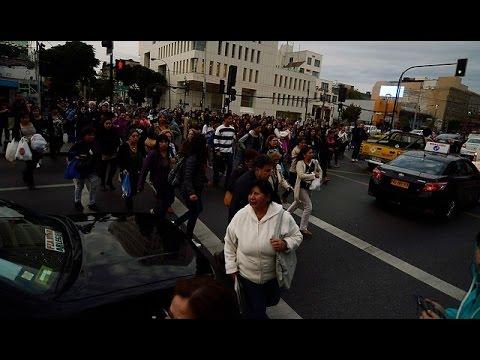Claves para entender la serie de temblores en Valparaíso