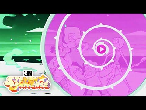 Steven Universe I Gem Shield I Cartoon Network