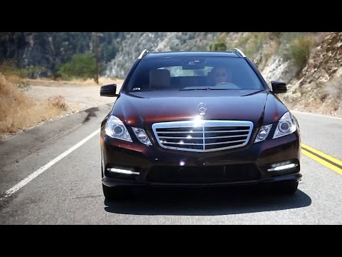 2012 Mercedes-Benz E-Class Video Review - Kelley Blue Book