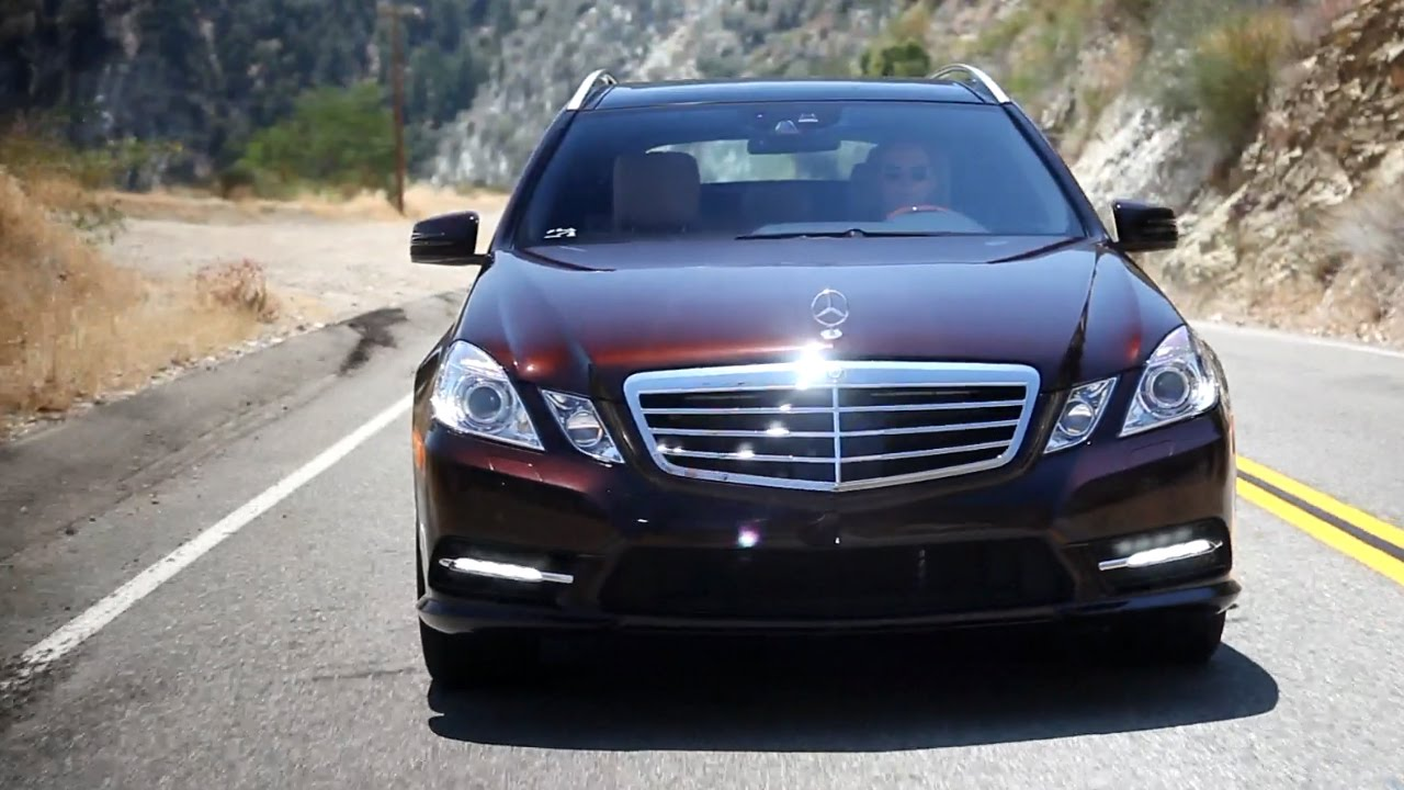 2012 mercedes benz e class wagon review kelley blue book youtube. Black Bedroom Furniture Sets. Home Design Ideas