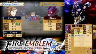 Fire Emblem: Awakening - DLC Map: The Future Past 2 (Hard-Classic Mode)