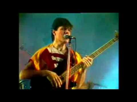 """Группа """"Интеграл"""" - Кони.'85. Видео 2. integral."""