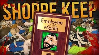 Shoppe Keep Gameplay - Game Updates! - Store Expansion (Let's Play Shoppe Keep Part 3)