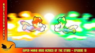 SMB Heroes of the Stars Episode 10
