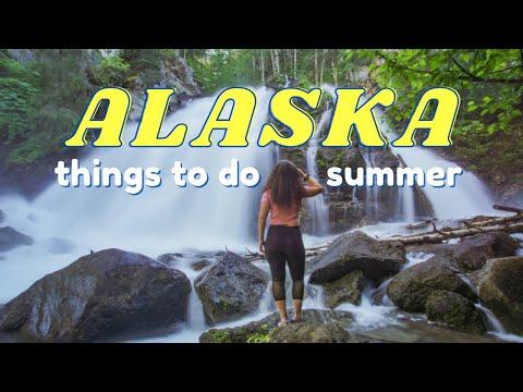Top 7 ADVENTUROUS Things To Do Alaska (Summer) | Alaska Travel Guide