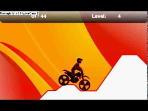 Addicting Games- Max Dirt Bike (WARNING Lots of Fails) - YouTube