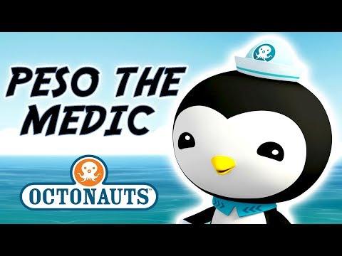 Octonauts - Peso the Medic | Cartoons for Kids | Underwater Sea Education