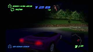 Need For Speed 3 Hot Pursuit | Aquatica | Hot Pursuit Race 238