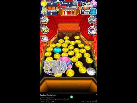 Coin Dozer gameplay