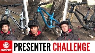 The GMBN Presenter Challenge – Neil Vs Scott Vs Blake