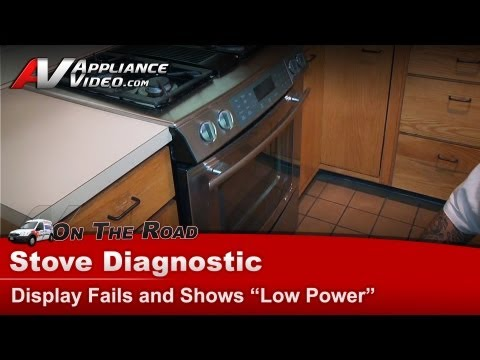 jenn air oven remove front panel youtubestove oven range diagnostic display error jenn air,whirlpool,maytag, kitchenaid,roper jds9860cds01