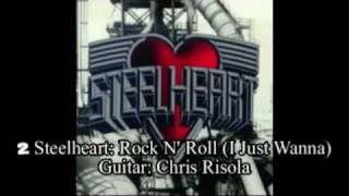 Top 10 Hair Metal Guitar Solos