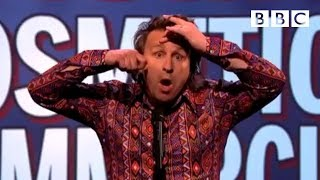 Unlikely lines from a cosmetics commercial - Mock the Week - Series 12 Episode 1 Preview - BBC Two