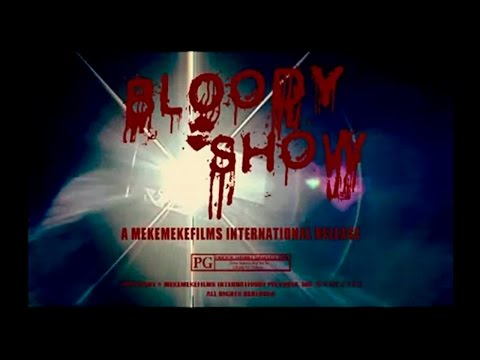 Bloody Show - 80's Trailer